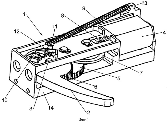 Приводной механизм для подвижных деталей мебели