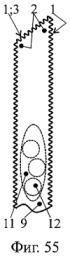 Зубочистка (2 варианта) и способ изготовления зубочисток