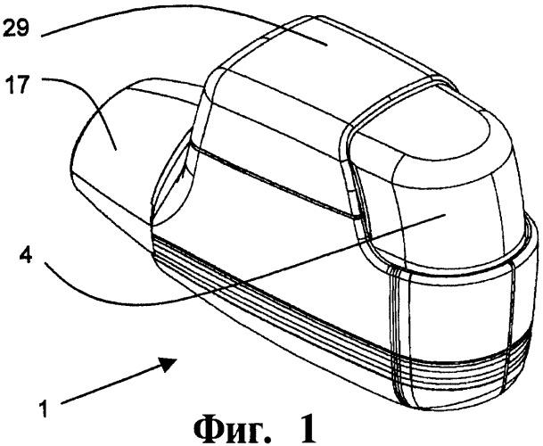 Ингалятор и картридж для лекарственного порошкового препарата и способ работы ингалятора