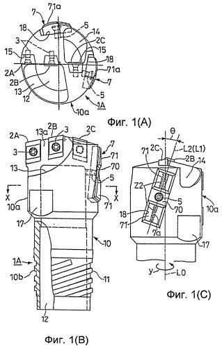 Устройство для получения глубоких отверстий резанием