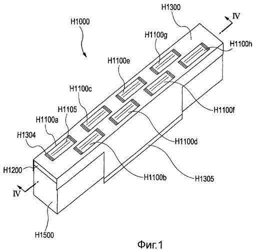 Головка для выброса жидкости, записывающее устройство, имеющее такую головку, и способ записи