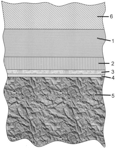 Многослойное композиционное покрытие с нанокристаллической структурой на режущем инструменте и способ его получения