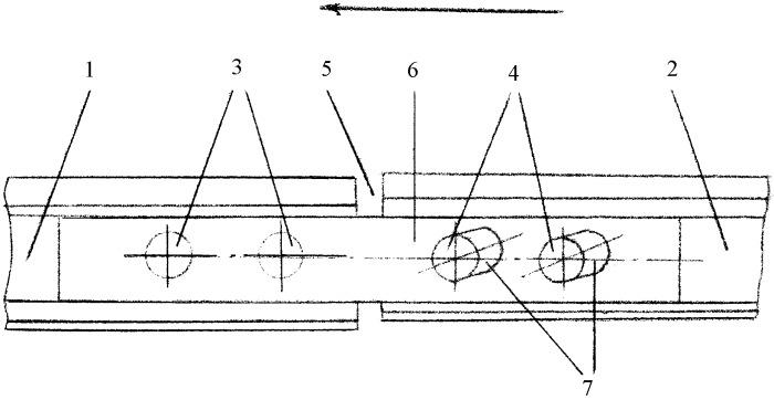 Стыковая накладка и способ ее применения