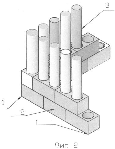 Стеновая конструкция