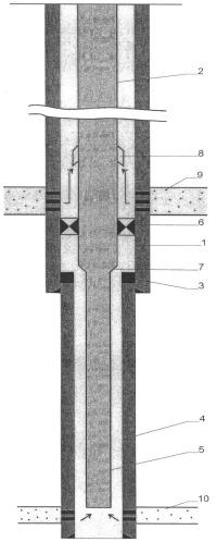 Способ стабильной эксплуатации обводняющегося газового пласта