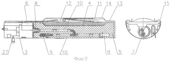 Противотанковая кумулятивная мина ручной установки