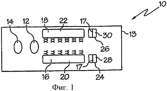 Способы и устройства для двухэтапного латерального проточного анализа