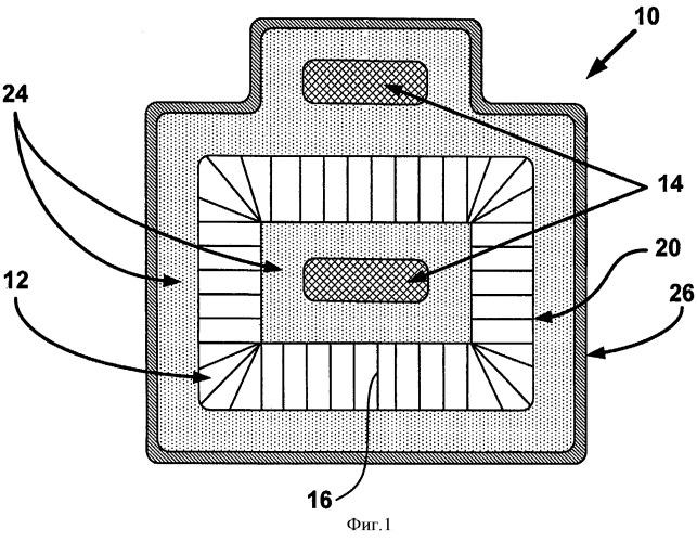 Наружное электротехническое устройство с улучшенной системой полимерной изоляции