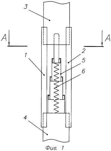 Шарнирный узел складного рефлектора космической антенны
