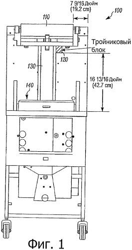 Противопожарная система фритюрного аппарата