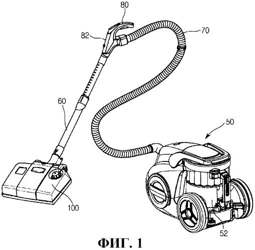 Крепежное устройство для салфетки пылесоса и способ его изготовления