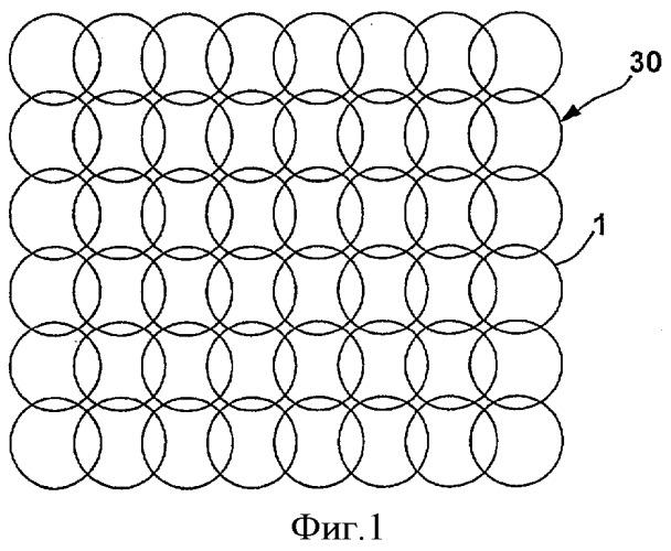 Полотнище для изготовления гибких гофрированных соединений переходной секции, в частности, между двумя шарнирно-сочлененными секциями транспортного средства