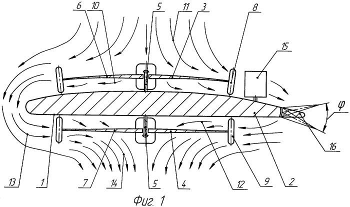 Способ полета в воздухе с возможностью вертикального взлета и посадки и ротороплан с вертикальным взлетом и посадкой