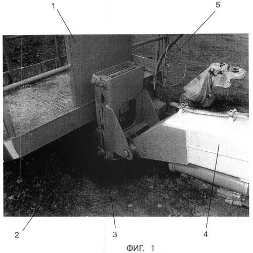 Модуль встройки датчика нагрузки ограничителя предельного груза