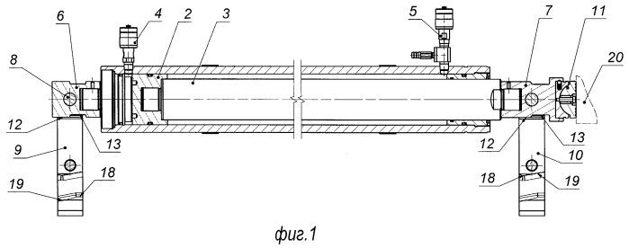 Устройство для перемещения тяжеловесного оборудования по рельсам