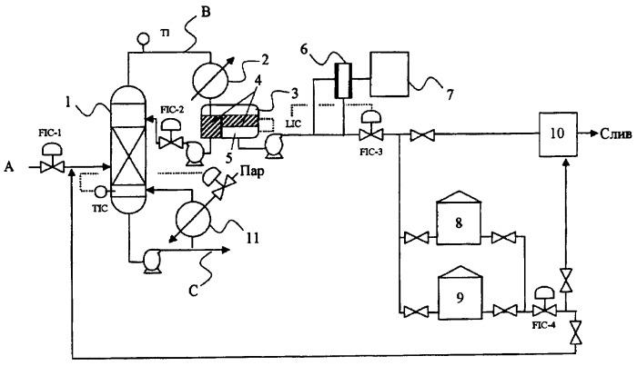 Способ очистки фенолосодержащей воды и устройство для его осуществления