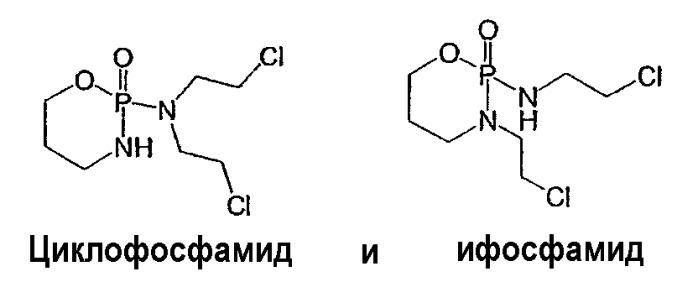 Пролекарства фосфорамидатных алкилаторов