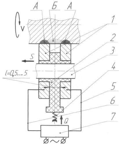 Способ электромеханической обработки деталей машин