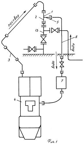 Способ установки пакера при отборе воды из нагнетательной скважины