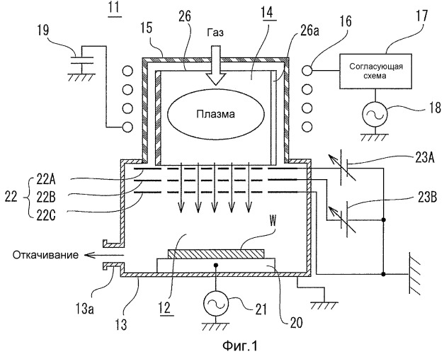 Источник ионов и устройство для плазменной обработки
