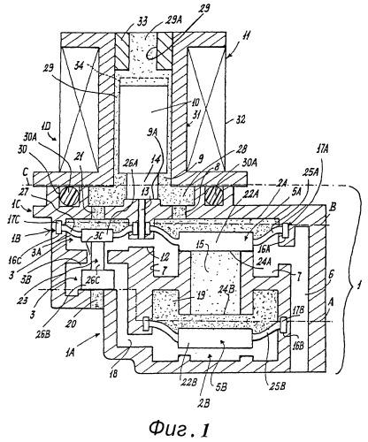 Электронный пульсатор для доильных установок