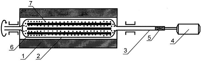 Способ получения нанопорошка карбида вольфрама