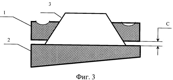 Способ крепления хонинговального бруска к колодке хона