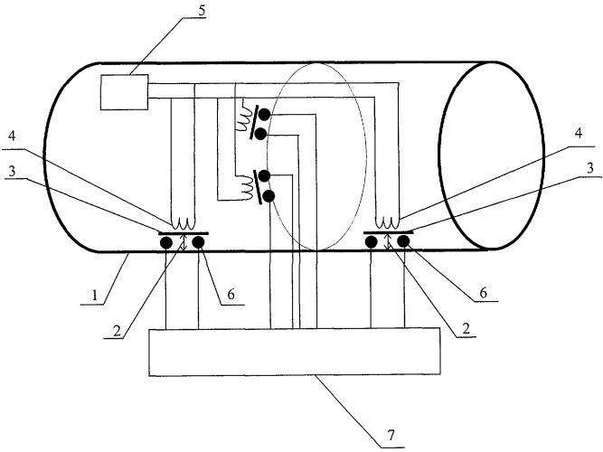 Способ формирования сигналов управления токами в обмотках размагничивающего устройства судна с ферромагнитным корпусом и устройство для его осуществления