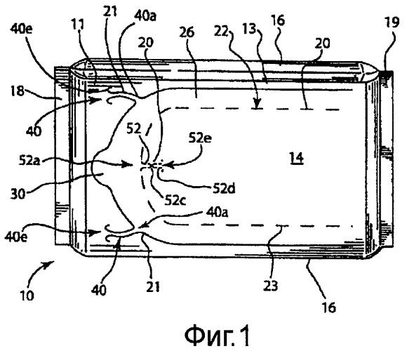 Усовершенствованное укупорочное средство с индикацией целостности упаковки