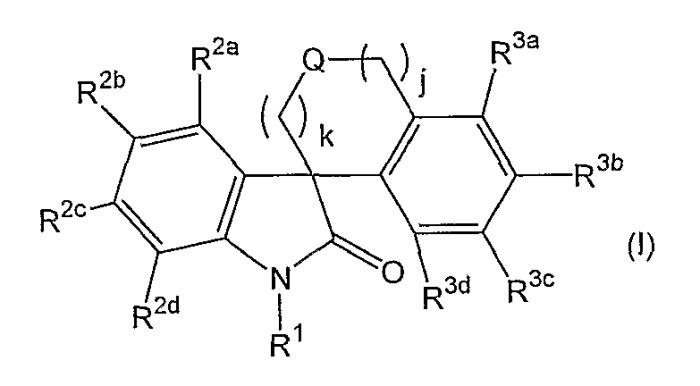 Производные спирооксиндола и их применение в качестве терапевтических агентов