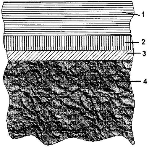 Многослойное покрытие на твердосплавный инструмент для обработки титановых сплавов и способ его получения