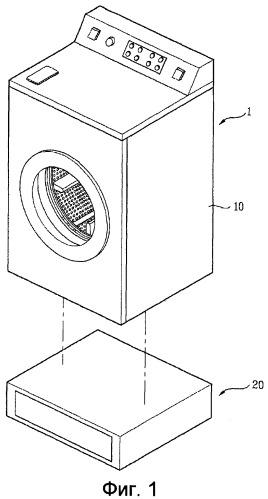 Сушильная машина-подставка с нагревателем с положительным температурным коэффициентом