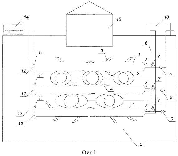 Способ создания грунтоармированных оснований и фундаментов зданий и сооружений и устройство для его осуществления