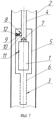 Погружной насос с очищаемым в скважине фильтром