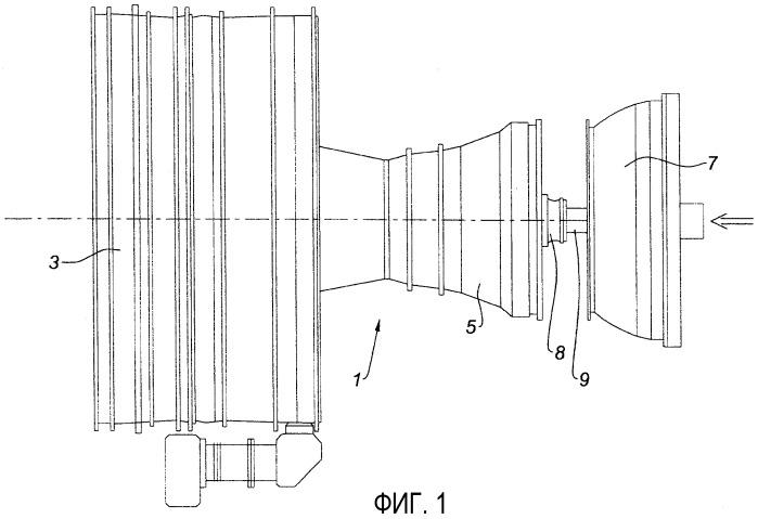 Устройство для нагревания цилиндрической детали и способ нагревания металлической цапфы с применением данного устройства