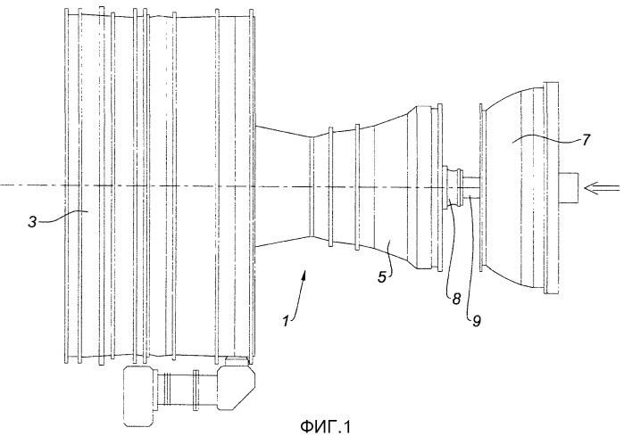 Способ сборки газотурбинного двигателя, устройство для его осуществления