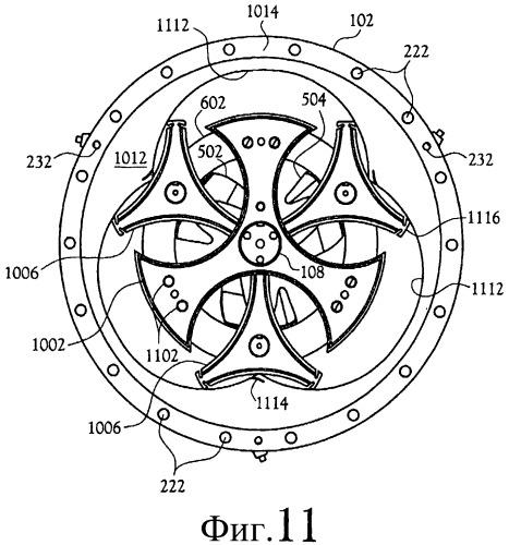 Планетарный роторный двигатель внутреннего сгорания (варианты)
