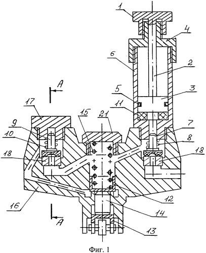 Топливоподкачивающий насос для двигателя внутреннего сгорания