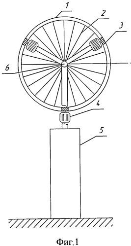 Ветроэнергетический агрегат