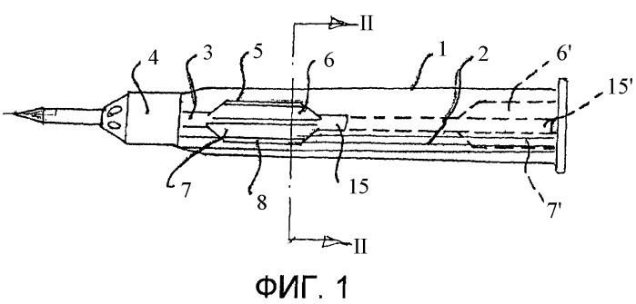 Способ изготовления пороховых зарядов для высокоскоростных снарядов, пороховые заряды, изготавливаемые в соответствии с данным способом, и пороховой элемент, предназначенный для данного способа