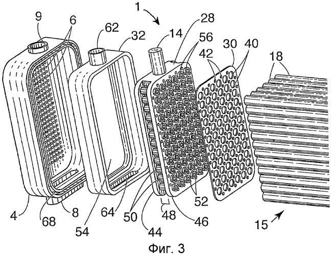 Конфигурации батарей трубчатых твердооксидных топливных элементов