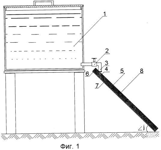 Устройство для поения пчел