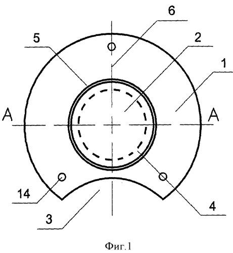 Барьерно-оптическая мембрана с диафрагмальными свойствами