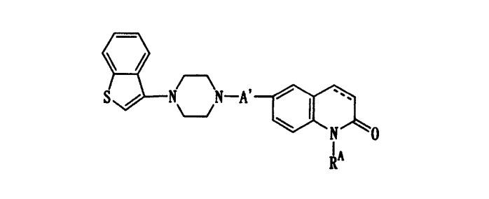 Производные 4-пиперазин-1-ил-4-бензо[b]тиофена, подходящие для лечения расстройств цнс