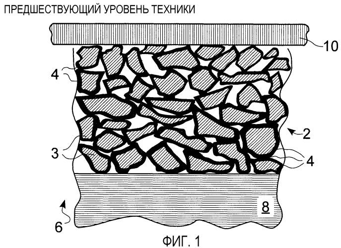 Битумное дорожное покрытие, обладающее фотокаталитическим действием