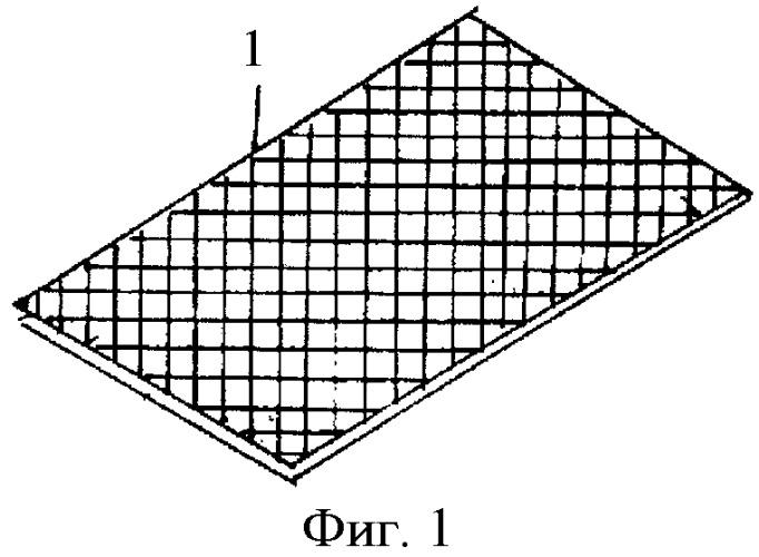 Способ строительства габионных тюфяков