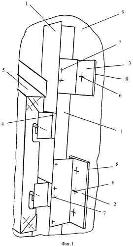 Системы навесных фасадов и способы монтажа (варианты)