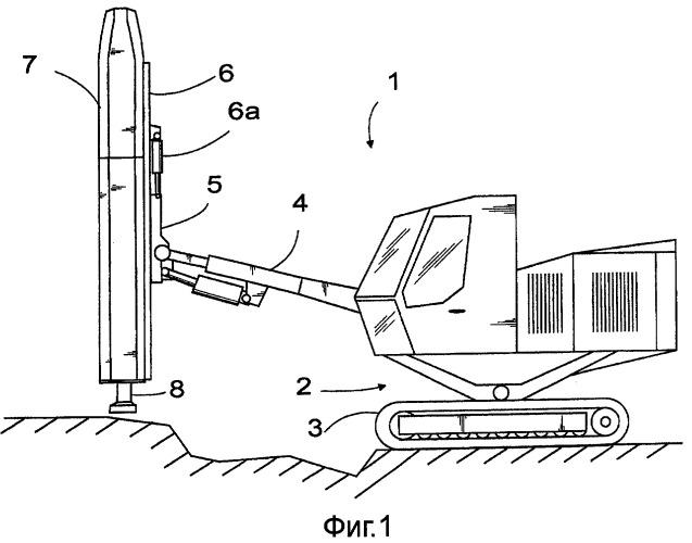 Шумозаглушающее защитное устройство агрегата для бурения по породе