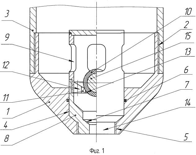 Башмак для установки профильного перекрывателя в скважине