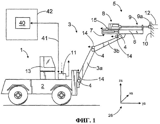 Способ направления схемы размещения шпуров в криволинейных туннелях, буровая установка и программный продукт